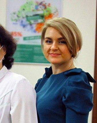 Лалыкина Екатерина Геннадьевна
