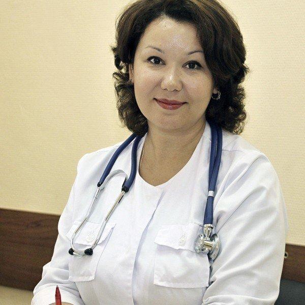 Москаленко Ирина Таймуразовна